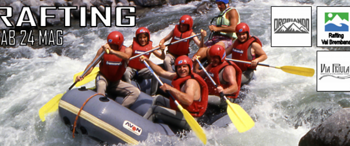 Rafting Brembo Valle Brembana