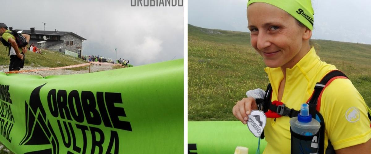 """""""Il mio primo Grand Trail delle Orobie"""". I 70 Km di Botep di Viviana."""